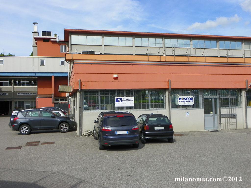 Assistenza Riparazione Apparecchiature Fotografiche Milano Monza Bergamo Gottardi