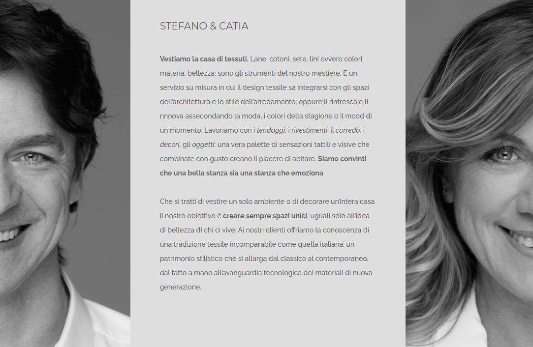 Katia e Stefano Angelini italyengine