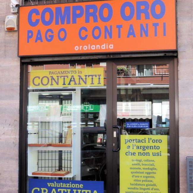 COMPRO ORO E ARGENTO CERTOSA DERGANO AFFORI MILANO PRESTINARI