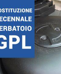 SOSTITUZIONE SERBATOI GPL ARESE BOLLATE GARBAGNATE
