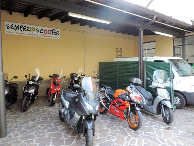 RIPARAZIONE ASSISTENZA SCOOTER CERTOSA CORSO SEMPIONE CITY LIFE SEMPRE IN SCOOTER